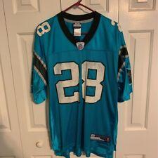 Reebok Carolina Panthers Jonathan Stewart Jersey for sale online ...