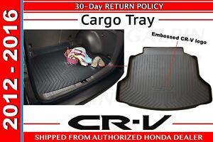 Genuine-OEM-Honda-CR-V-Cargo-Tray-2012-2016-08U45-T0A-100