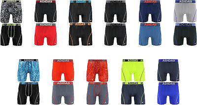 adidas Men's Sport Performance ClimaCool Boxer Brief Underwear (2 Pack) | eBay