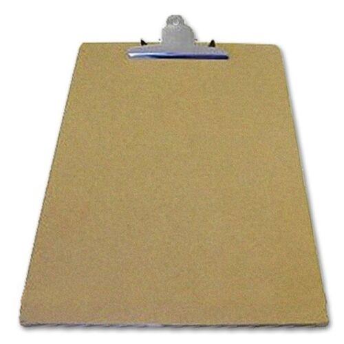Material MDF Klemmbrett für A3 aus Holz 32 x 47 cm