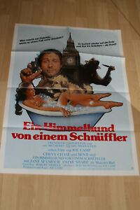Ein Himmelhund von einem Schnüffler - Kinoplakat - mit Chevy Chase