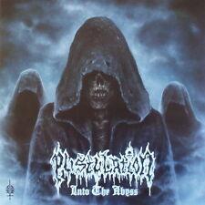 PUSTULATION/LIGFAERD - Into the Abyss / Af Råddent Blod Og Ilde Mod - SPLIT LP
