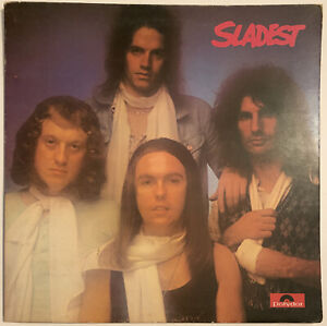 SLADE-SLADEST-LP-POLYDOR-UK-EX-CONDITION-PRO-CLEANED