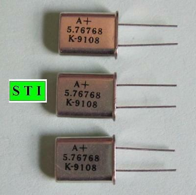14.320 MHz Lot of 3 Crystals