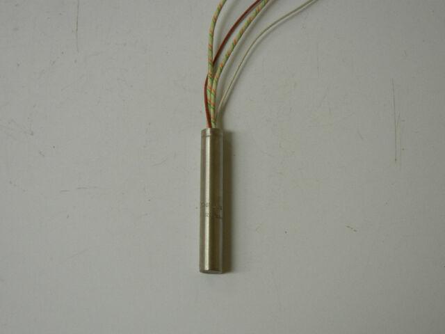 """240V 9/"""" Sheath 1500W 1//2/"""" NPT Watlow L9N-9287 Firerod Cartridge Heater"""