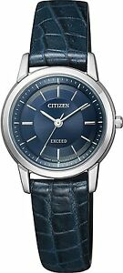 CITIZEN-EXCEED-Eco-Drive-EX2071-01L-Women-039-s-Watch-New-in-Box