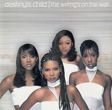 DESTINY'S CHILD : THE WRITING'S ON THE WALL / 2 CD-SET - NEUWERTIG