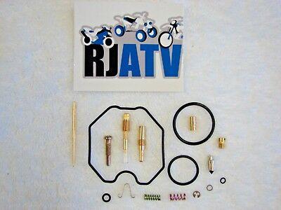 New Carburetor Carb Rebuild Kit Repair For Honda ATC185S ATC 185S 1983