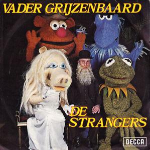 DE-STRANGERS-Vader-Grijzenbaard-Melk-Da-039-s-039-t-Manneke-1978-VLAAMS
