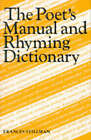 The Poet's Manual and Rhyming Dictionary by Frances Stillman (Paperback, 1972)