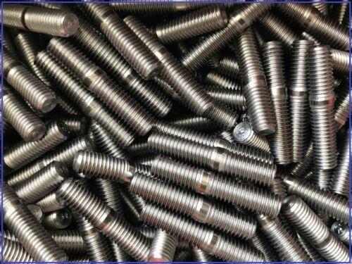 14 unidades alta /> fijos cilindro m8x42 10.9 abgaskrümmer turbocompresor codos