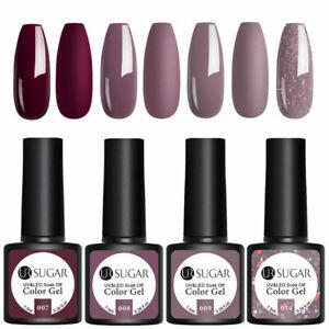 Nails Beautiful! UR SUGAR 7.5ml Nude Color Gel Nail Polish