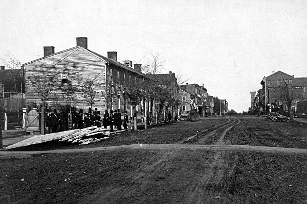 New 5x7 Photo: Early Home of Future President Abraham Lincoln in Springfield