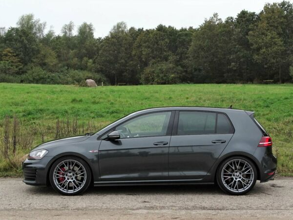 VW Golf VII 2,0 GTi Performance DSG BMT - billede 2