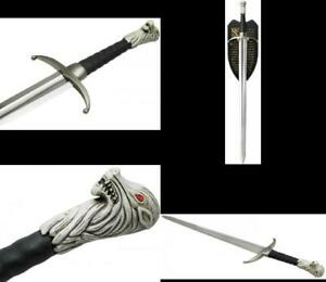 VALYRIAN-STEEL-034-Longclaw-034-Sword-of-Jon-Snow-Game-of-Thrones