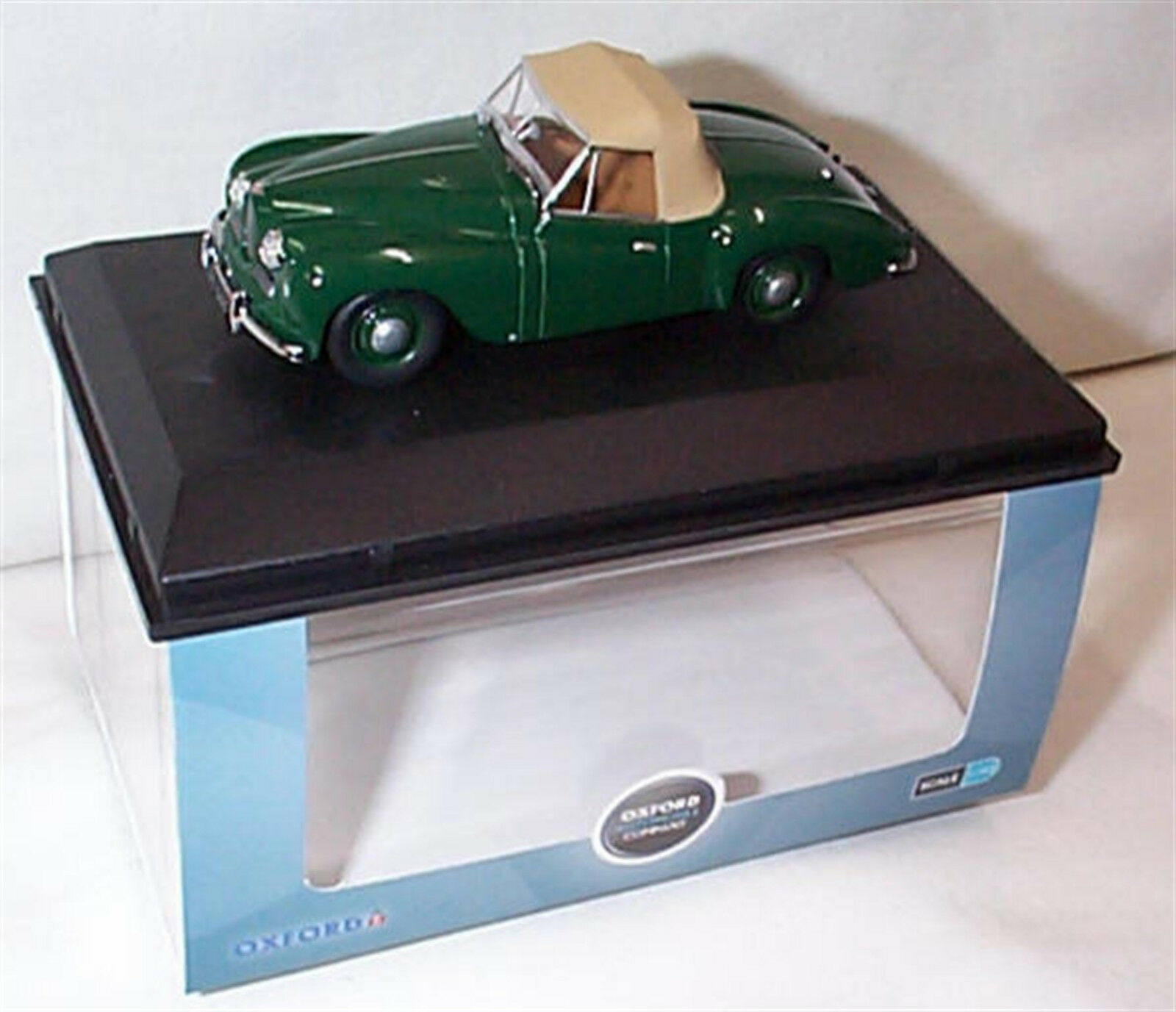 Jowett Jupiter SA British Racing Green 1-43 scale new in case