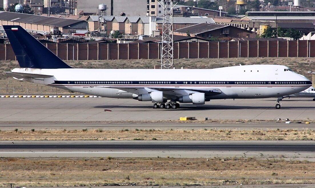 Inflight 200 200 200 IF747IAF 1/200 Iran Air Force Boeing 747-100 5-8101 avec support | Insolite  | Pour Gagner L'éloge Chaleureux De La Part Des Clients  | Aspect élégant  7ce625