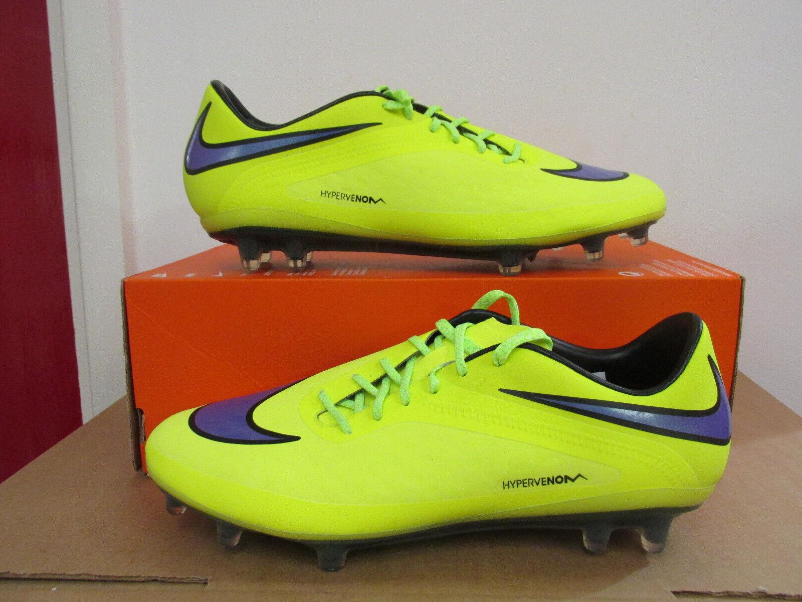 Nike hypervenom phatal fg Uomo scarpe da calcio calcio da 599075 758 calcio studio clearance eeb01a