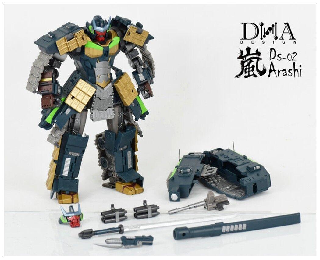 Transformers TOY DNA DS-02 Arashi Susanoo Repaint Repair Version figure New