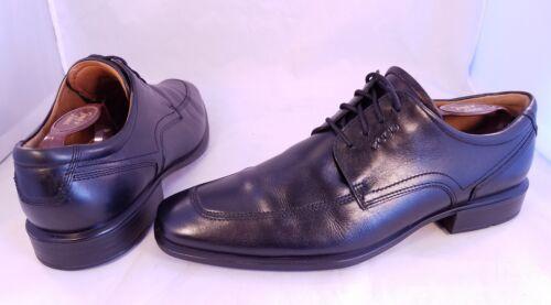 Ecco pelle 12 Us Condizioni Eur nera Shoes Man 46 Oxfords in eccellenti FIrFAU