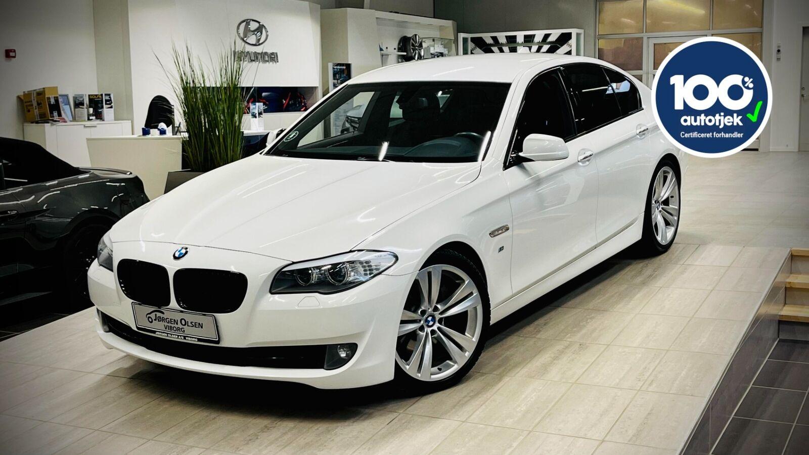 BMW 530d 3,0 aut. 4d - 269.800 kr.