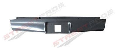 60-66 Chevy //GMC C10 Steel RollPan w//Plate Box center /& free light