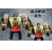 New Transformers MP08 MP-08 Dinosaur MP2.0 Enlarge Edition Steel Lock Inventory