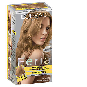 Women L Oreal Paris Feria Multi Faceted Shimmering Color3x