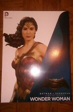 Batman V Superman Dawn Of Justice Wonder Woman Statue