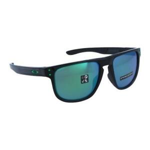 3a0c737c476 New Oakley Holbrook R Round PRIZM Sunglasses Black Ink Jade Iridium ...