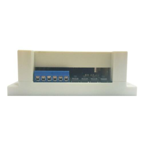 FOUR RELAY 4 CHANNEL CYCLE TIMER PLC AUTOMATION MULTIFUNCTION DELAY CONTROLLER