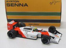 McLaren Honda MP4/4 ( World Champion 1988 ) Senna / Minichamps 1:18