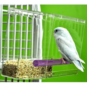 how to make a bird seed cleaner