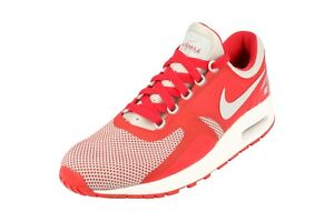 sale retailer dee0e 8dc22 Image is loading Nike-Air-Max-Zero-Essential-GS-Running-Trainers-