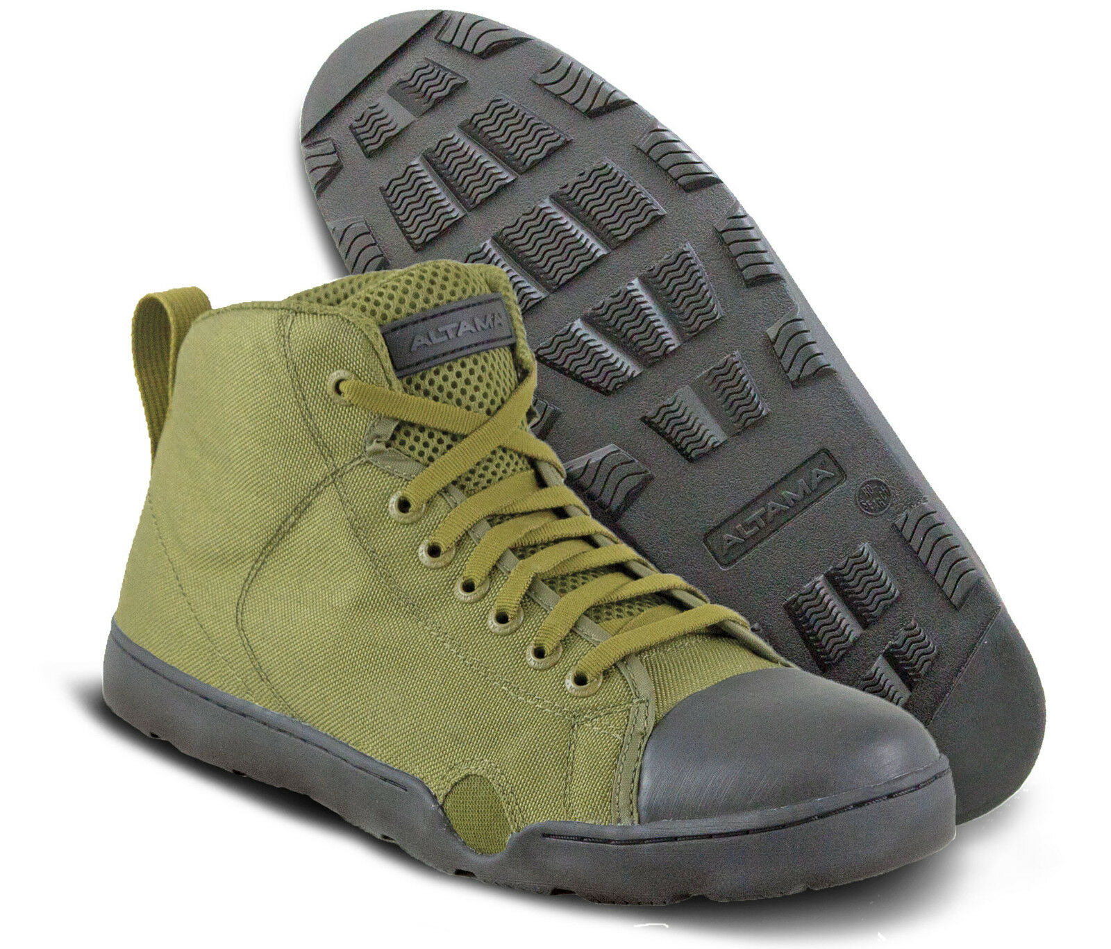 Altama Maritime Assault Boot Mid Olive Drab