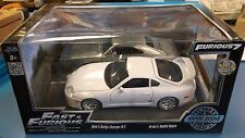 Jada Fast & Furious 7 Limited Edition Movie Scene Inc. Dom & Brian's Cars