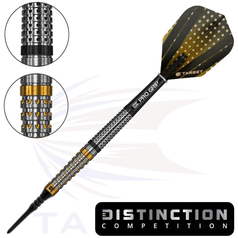TARGET Soft Darts Dartpfeil Dartpfeile Pfeile Distinction Pixel D6 18 18 18 gr. 120266 4916b8