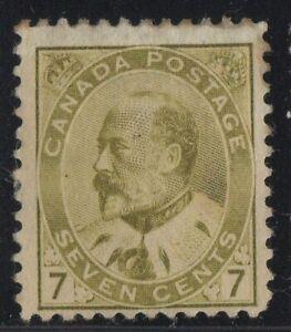 MOTON114-92-Edward-VII-7c-Canada-mint