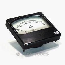 Triplett 420 0-500 Dc Amperes Ammeter