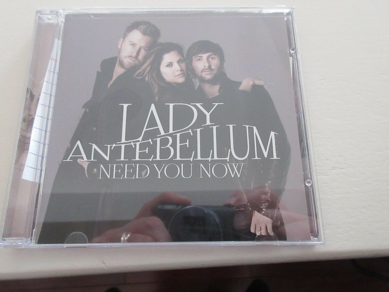 Lady Antebellum , Need You Now , CD 400037210241