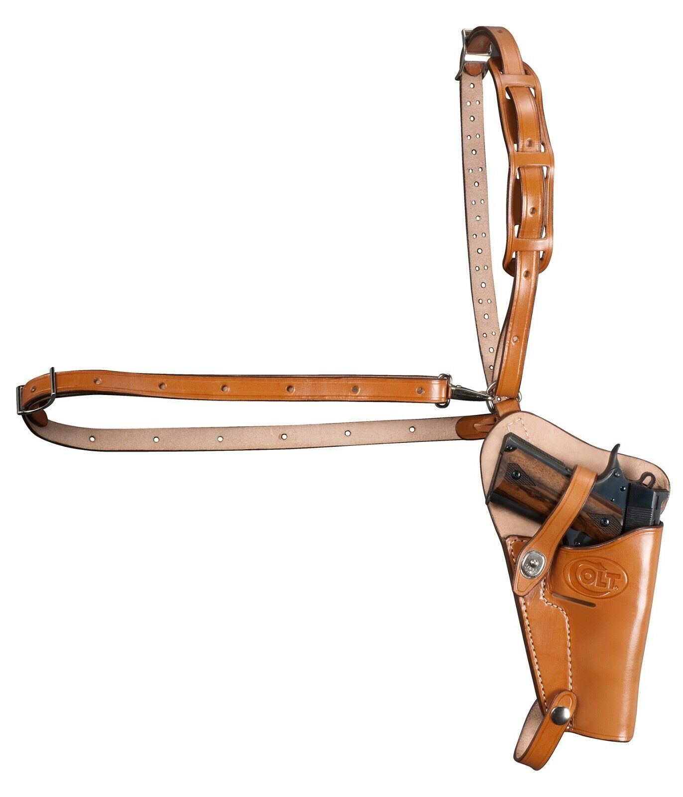 Funda de estilo vintage con logotipo Colt petrolero Gi