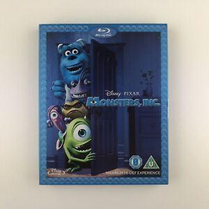 Monsters, Inc. (Blu-ray, 2009) s
