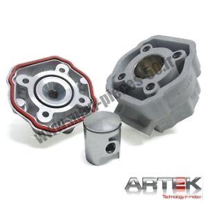 Kit cylindre fonte haut moteur Euro3 APRILIA RS RX 50cc