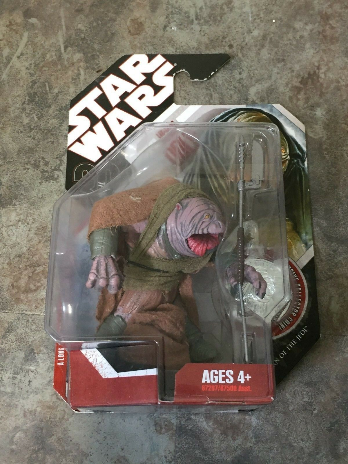 STAR WARS 30th ANNIVERSARY HERMI ODLE Return of the Jedi with Coin MOC