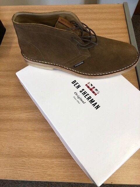 Mens Ben Sherman Boots Size uk 12 EU46