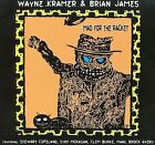 Mad for the Racket * by Wayne Kramer (Guitar) (CD, May-2004, Diesel Motor (USA))