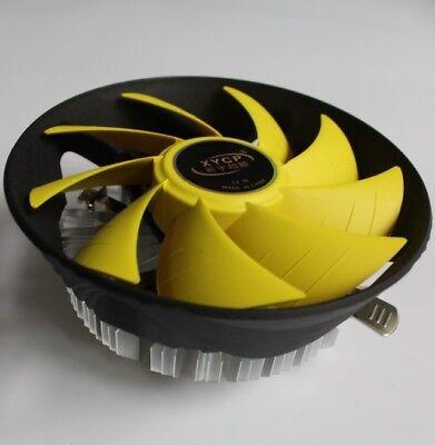 X120 Ventola amp; 70W XYCP i7 775 9 i5 Di Plate LGA Dissipatore AMD amp; per CPU Raffreddamento i3 115x dTTqXn1w