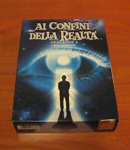 DVD-Ai-Confini-Della-Realta-039-Stagione-1-5-DVD-36-episodi-Come-Nuovo