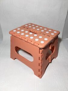 New Folding Collapsible Foot Stool For Kids Small Kitchen