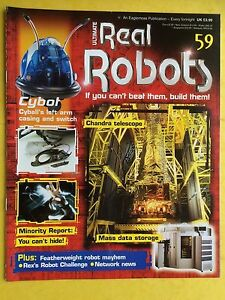 Ultimate-Real-Robots-No-59-Magazin-wenn-Sie-Can-039-T-Beat-Them-Build-Them
